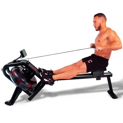 GoBeast Water Rowing Machine
